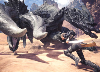 free to play monster hunter game