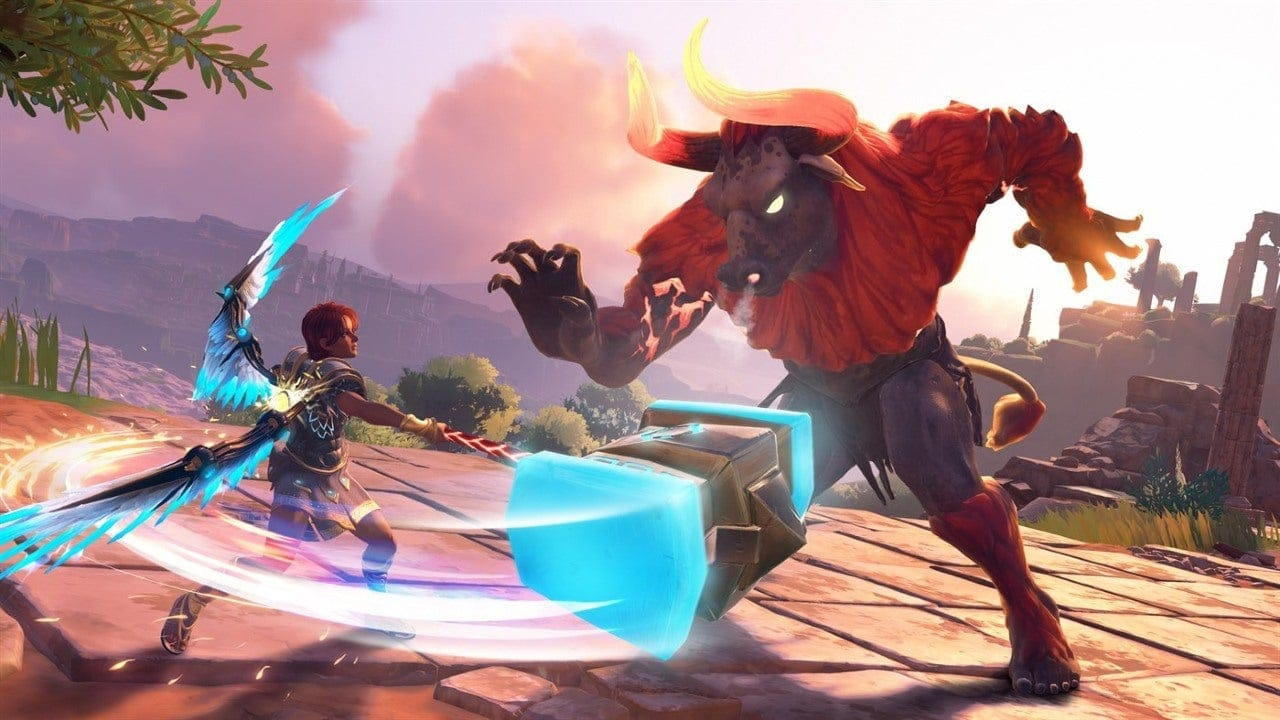 Immortals Fenyx Rising Update 1.34
