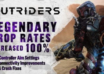 Outriders Update 1.10