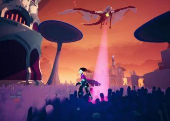 Solar Ash Gameplay Trailer