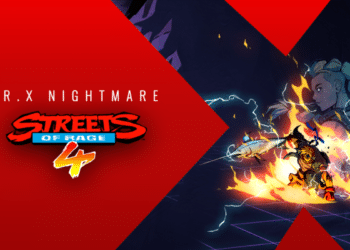 Streets of Rage 4 Update 1.06