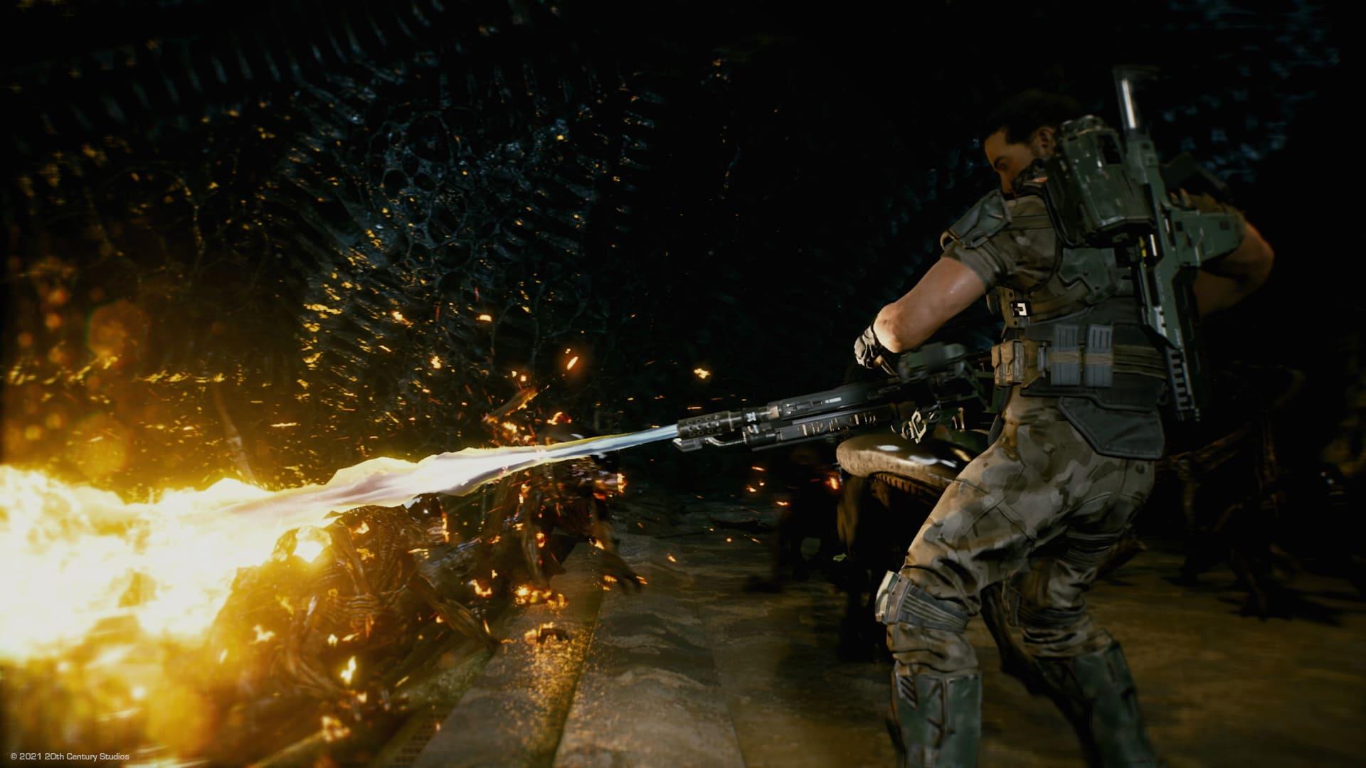 Latest Aliens Fireteam Elite Trailer