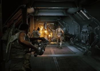 Aliens Fireteam Elite Update 1.05