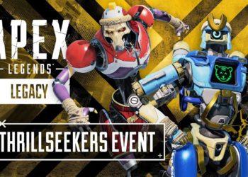 Apex Legends Update Today Thrillseekers