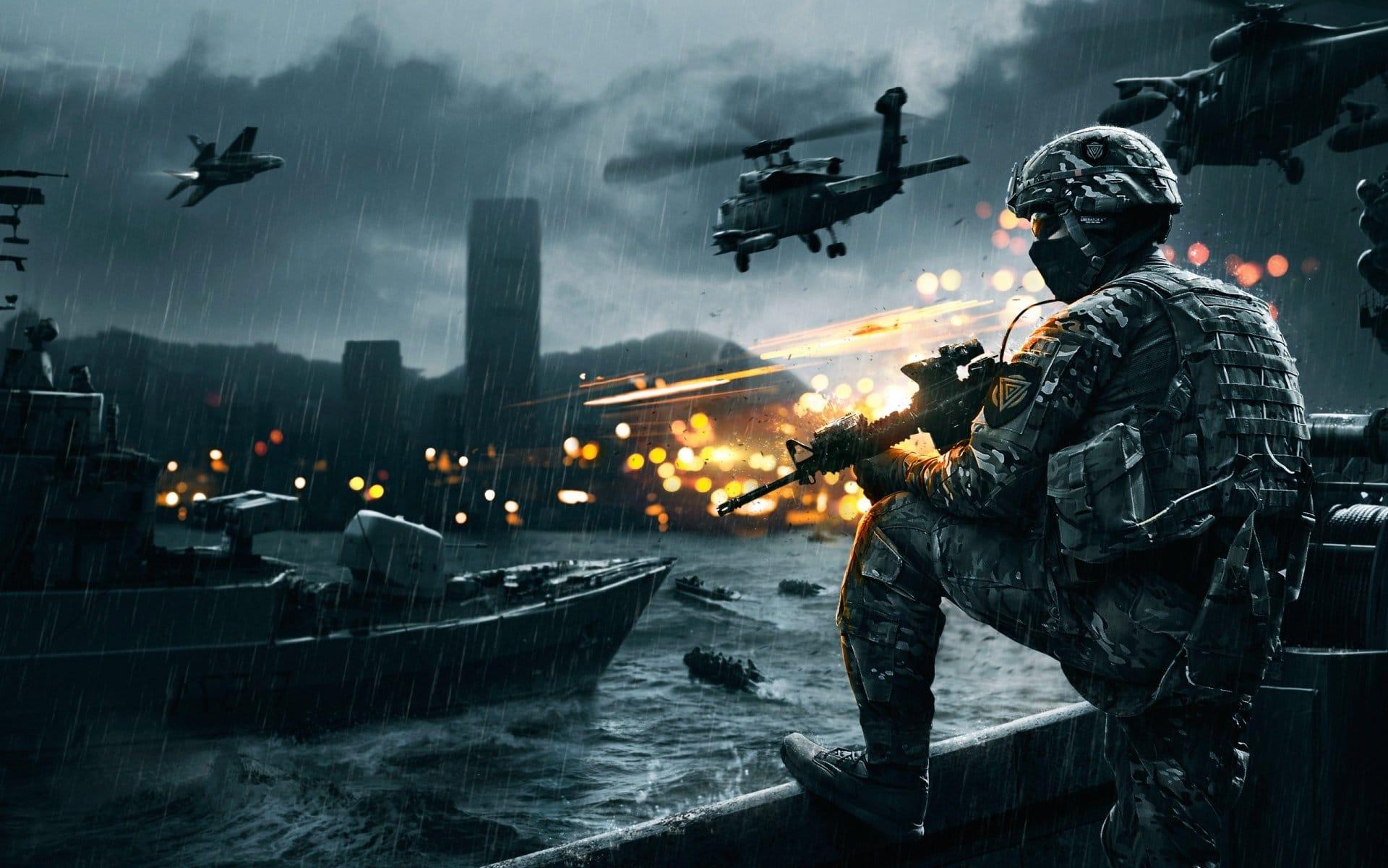 Audeze Mobius Review Battlefield