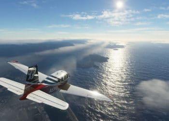 Microsoft Flight Simulator Xbox File Size