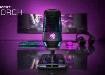 Roccat Torch Microphone Release Date