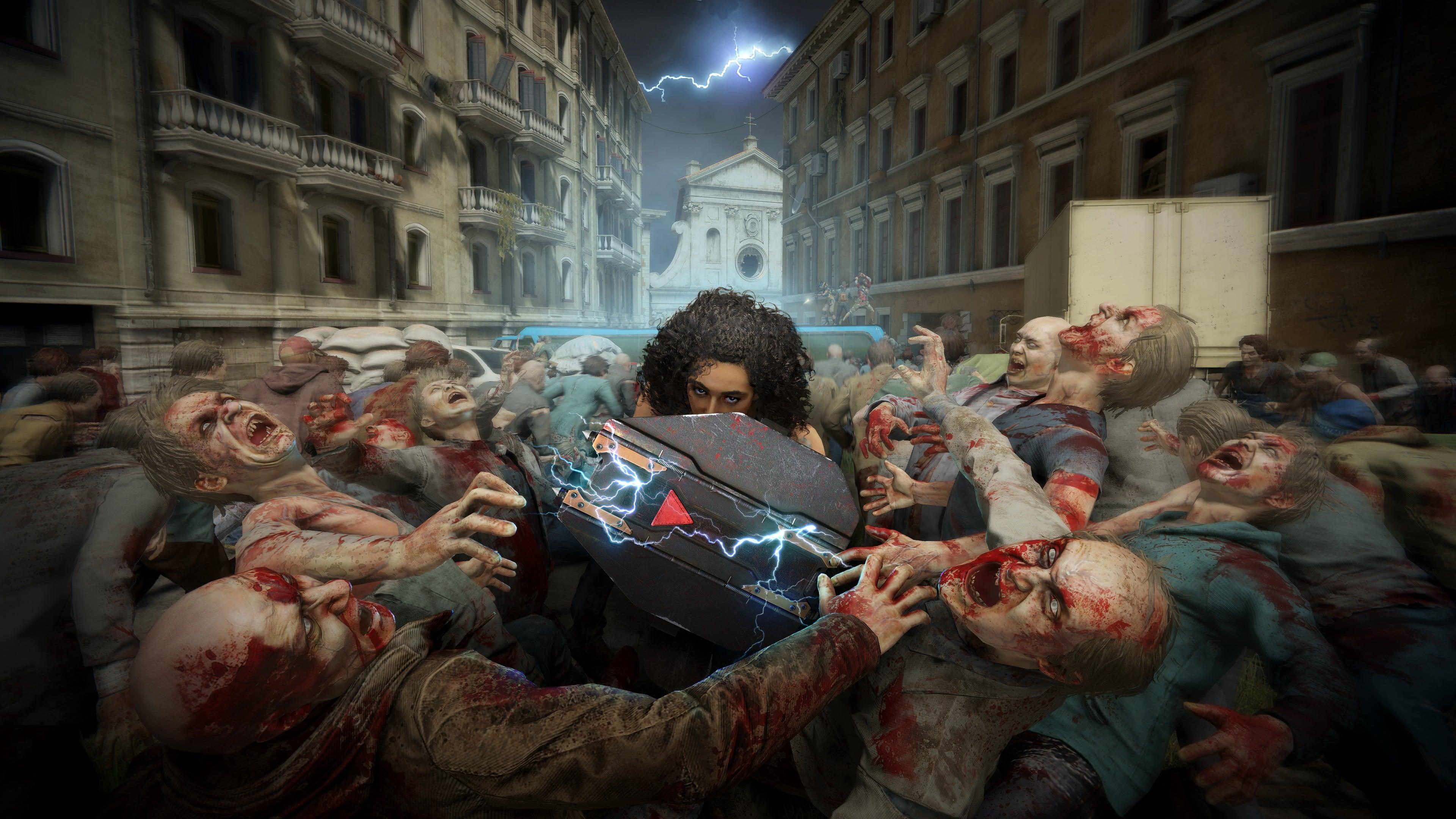 world war z aftermath gameplay