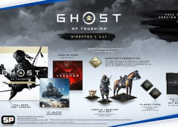 Ghost of Tsushima Director's Cut Release Date