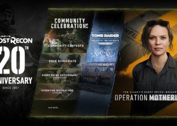 Ghost Recon 20th Anniversary Celebration