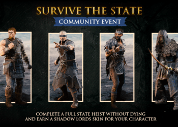 Hood Outlaws & Legends Update 1.07