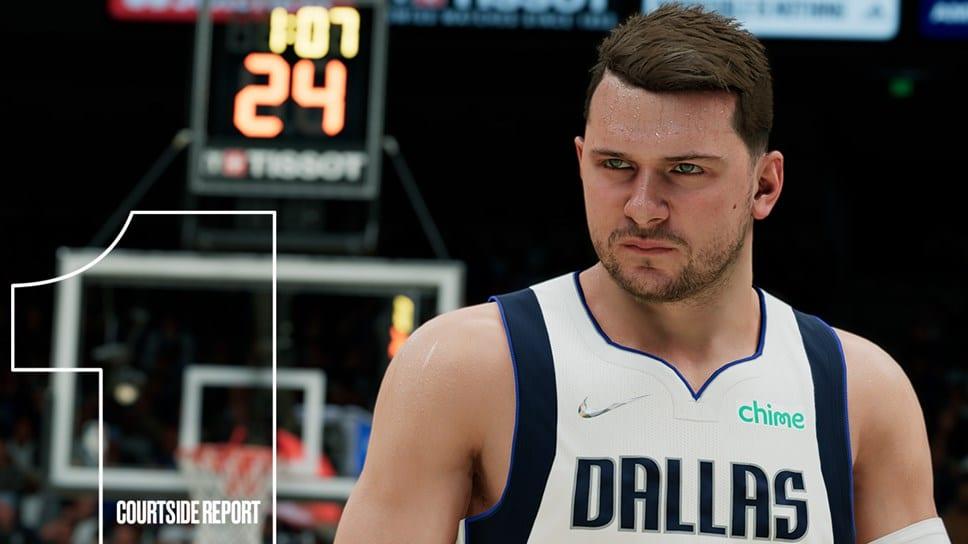 NBA 2K22 Update 1.003