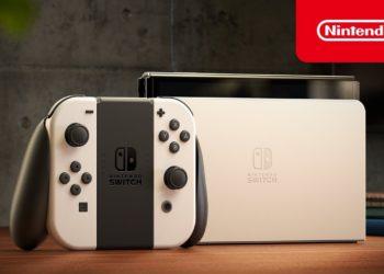 Nintendo Switch OLED Tech Specs