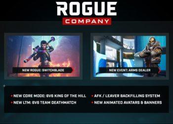 Rogue Company Update 1.62