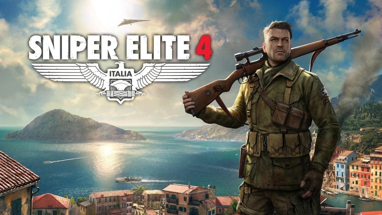 Sniper Elite 4 Update 1.17