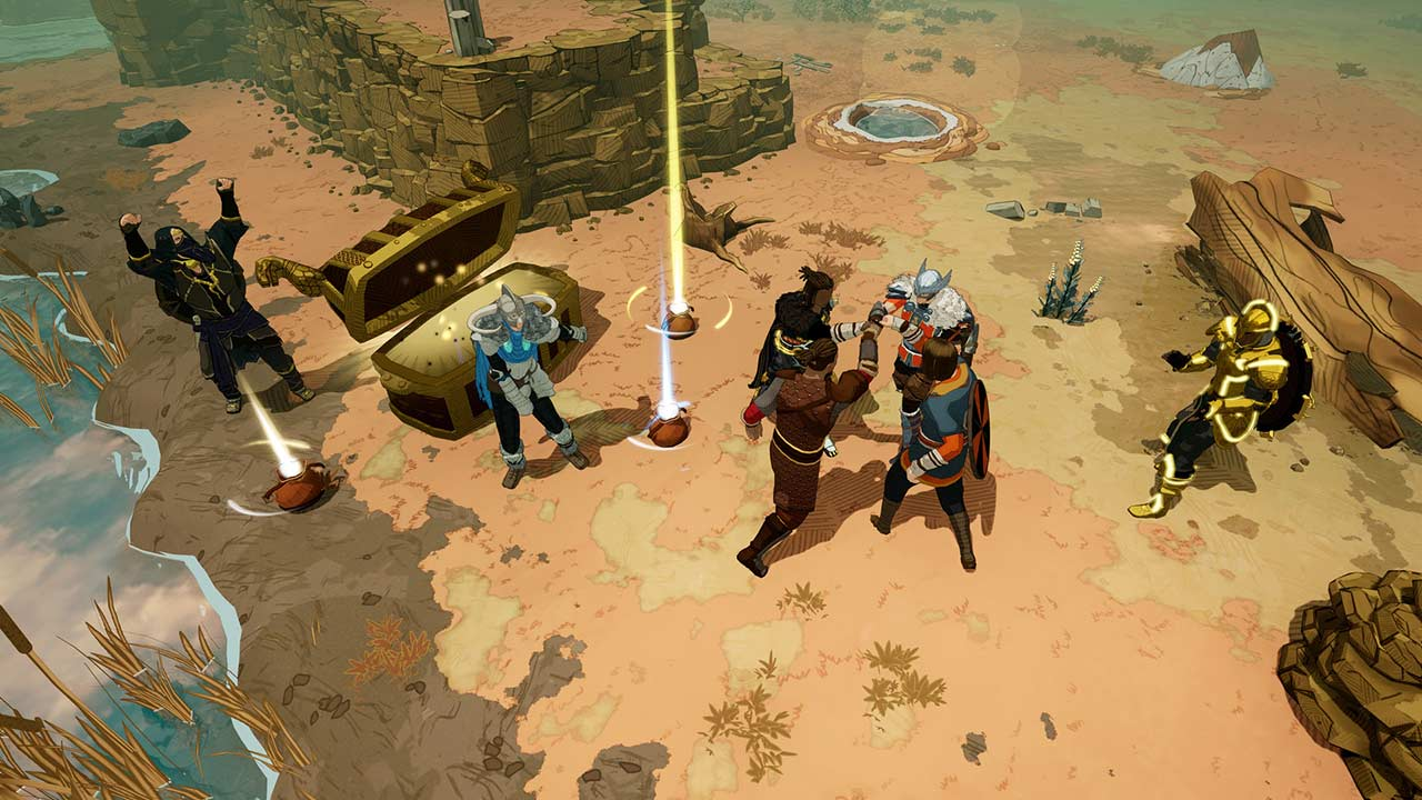Tribes of Midgard update 1.02