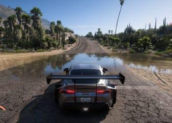 Forza Horizon 5 Toyota Supra