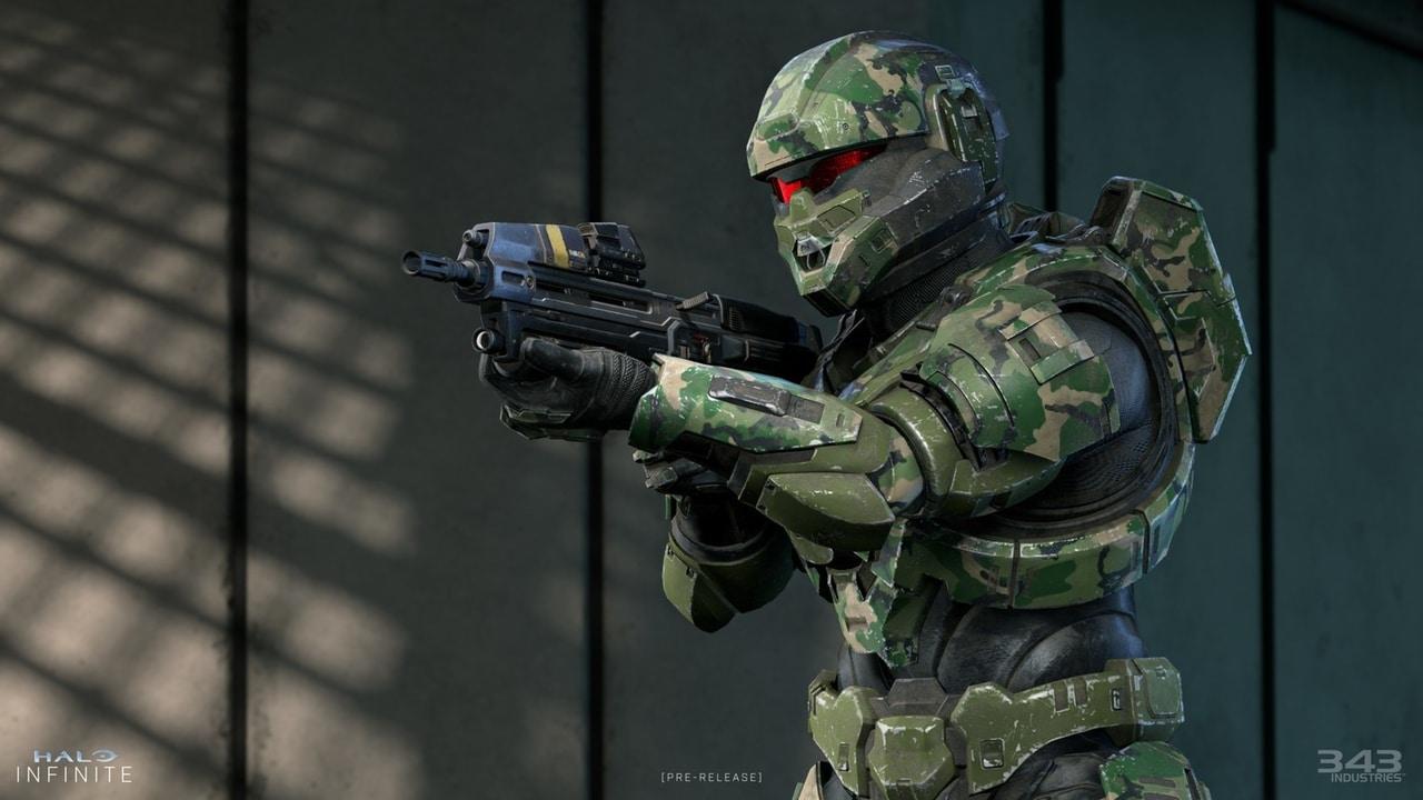 Halo Infinite Photo Mode