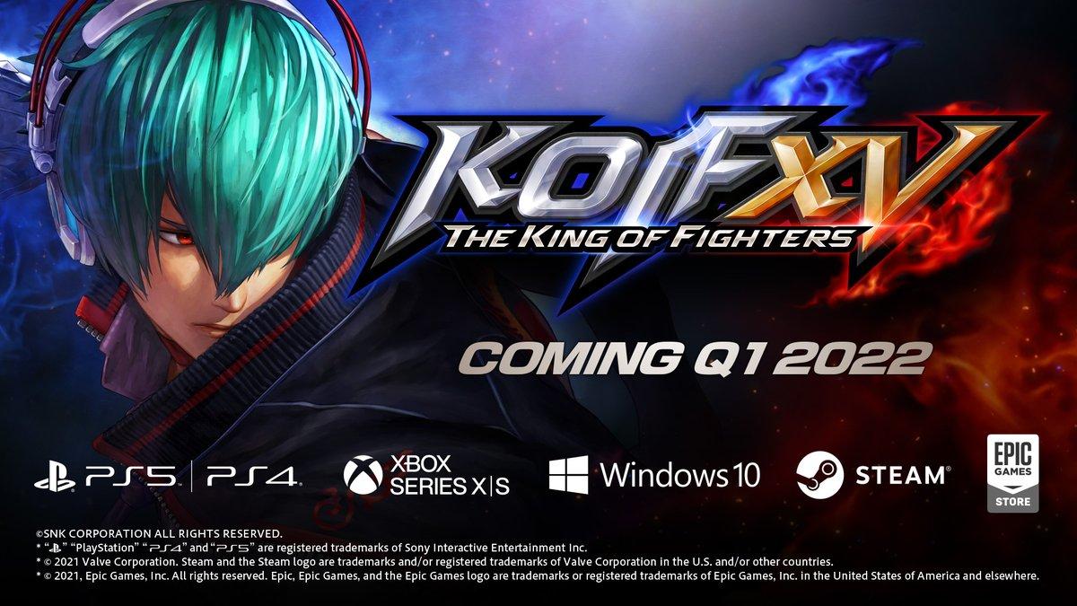 King of Fighters leak