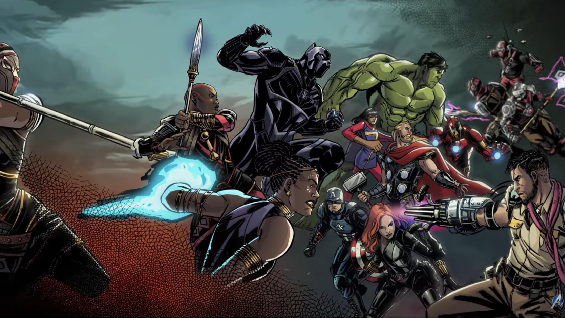 Marvel's Avengers Update 1.48
