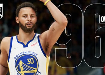 NBA 2K22 Top Rated Players