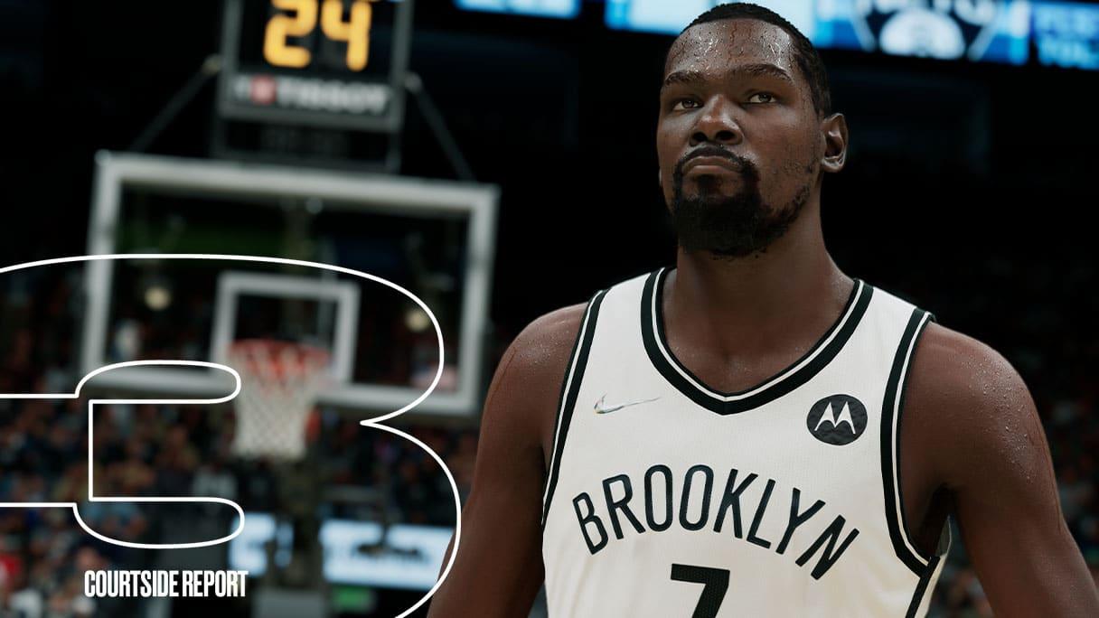 NBA 2K22 Update 1.009