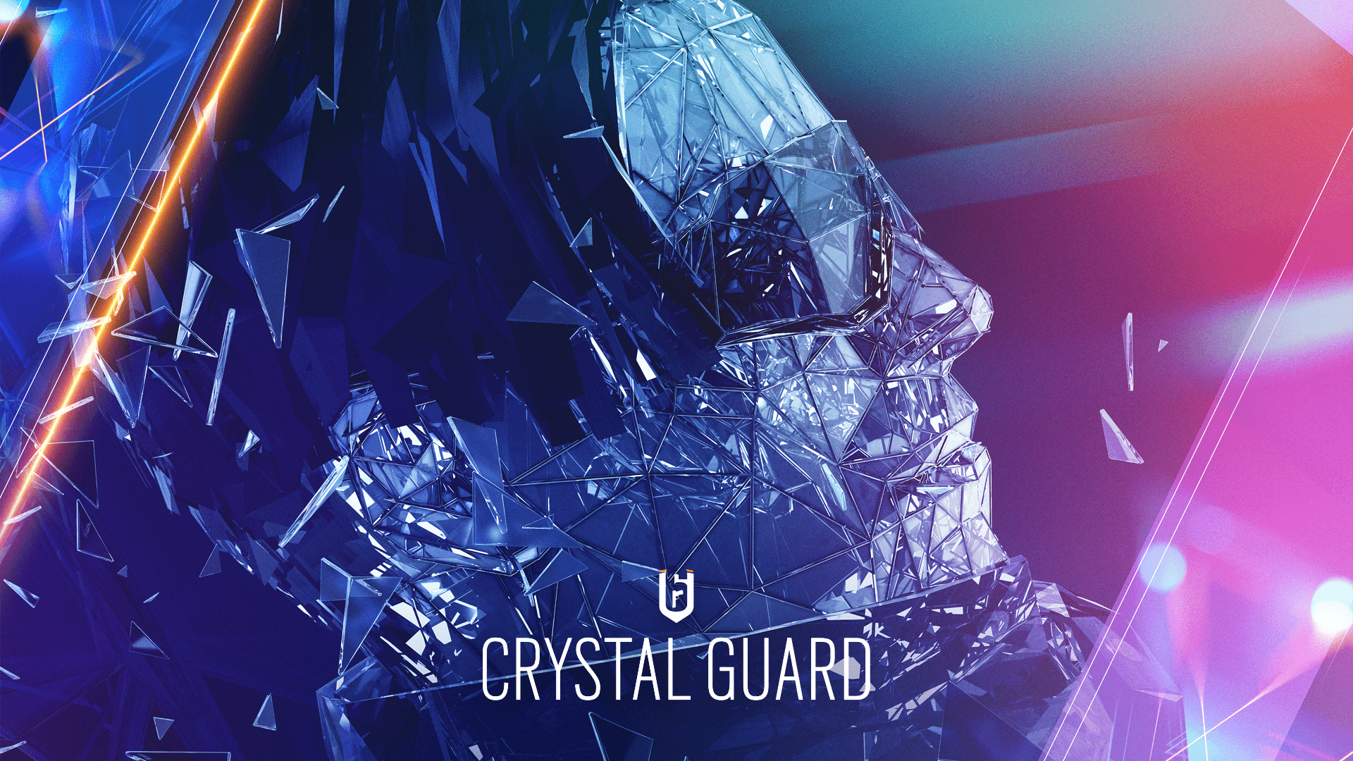 Rainbow Six Siege Y6S3 Crystal Guard