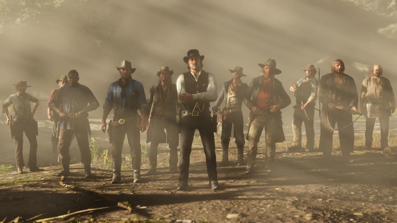 Red Dead Redemption 2 JP Version