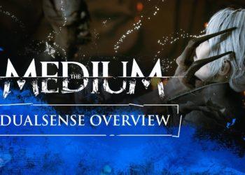 The Medium DualSense Features