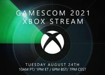 Xbox Gamescom 2021 Stream Schedule