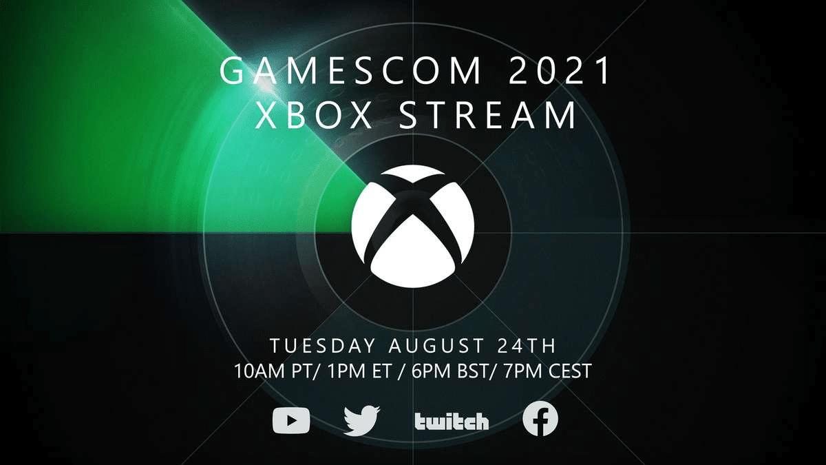 xbox gamescom livestream