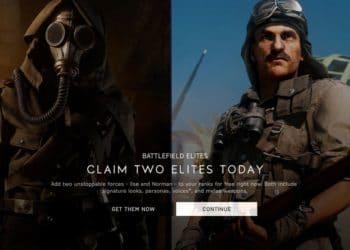Battlefield V Elite Skins