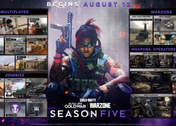 Black Ops Cold War Update 1.21