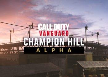 COD Vanguard Champion Hill Alpha