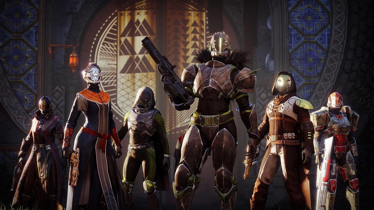 Destiny 2 pvp changes