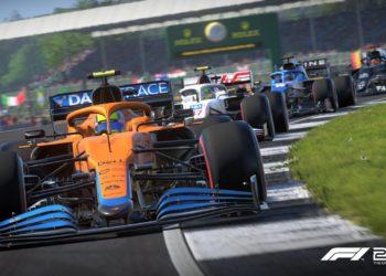 F1 2021 Update 1.06