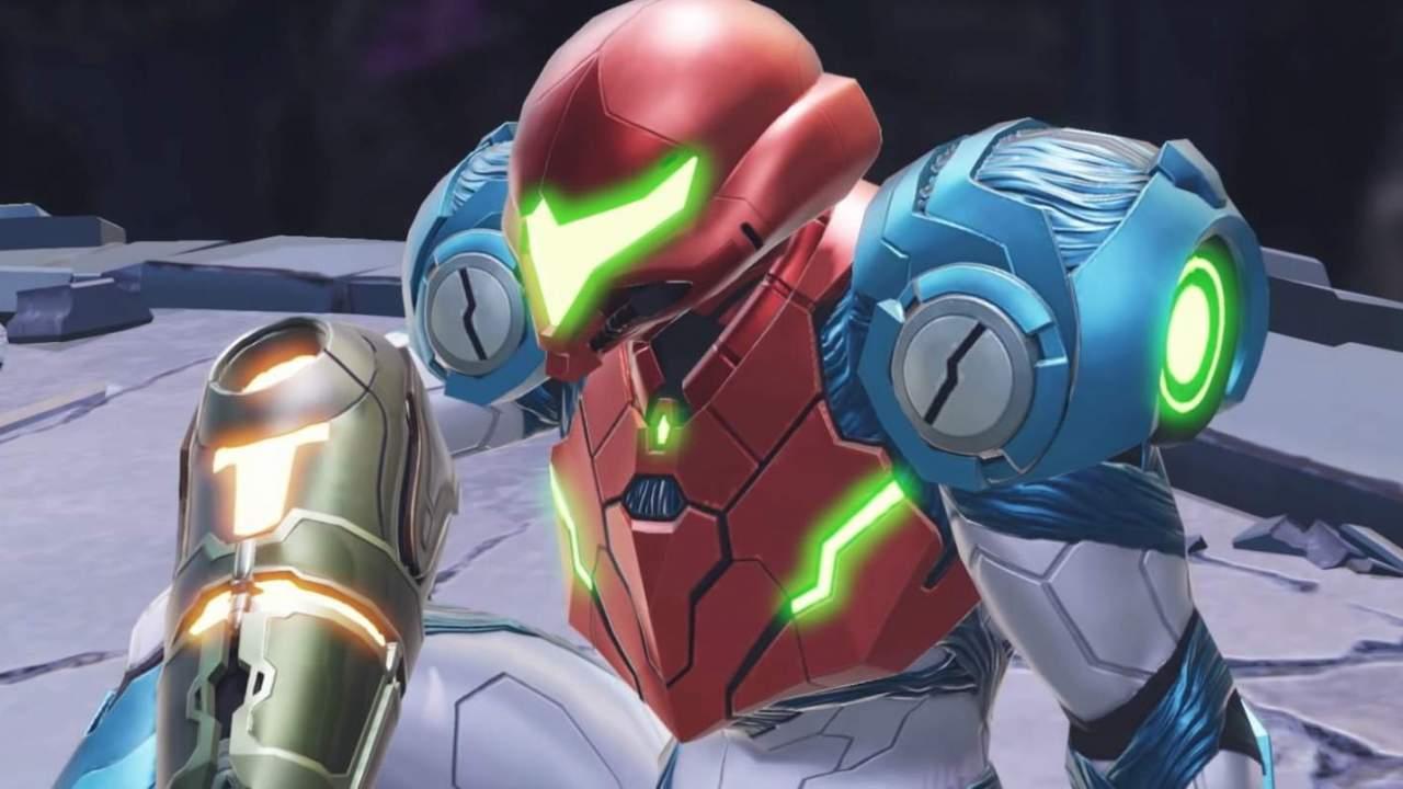 Metroid Dread Gameplay Trailer