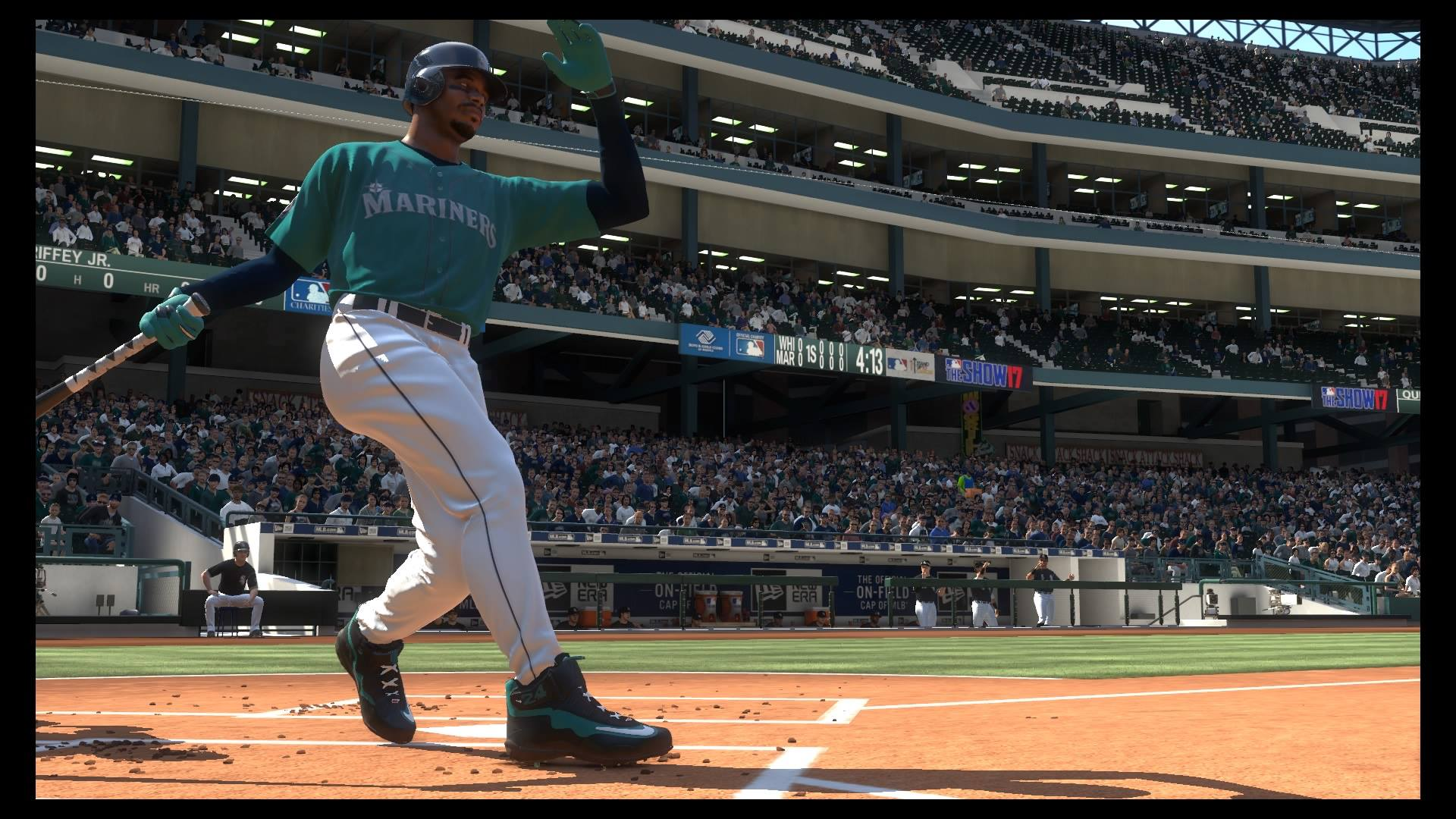 MLB The Show 17 Update 1.15