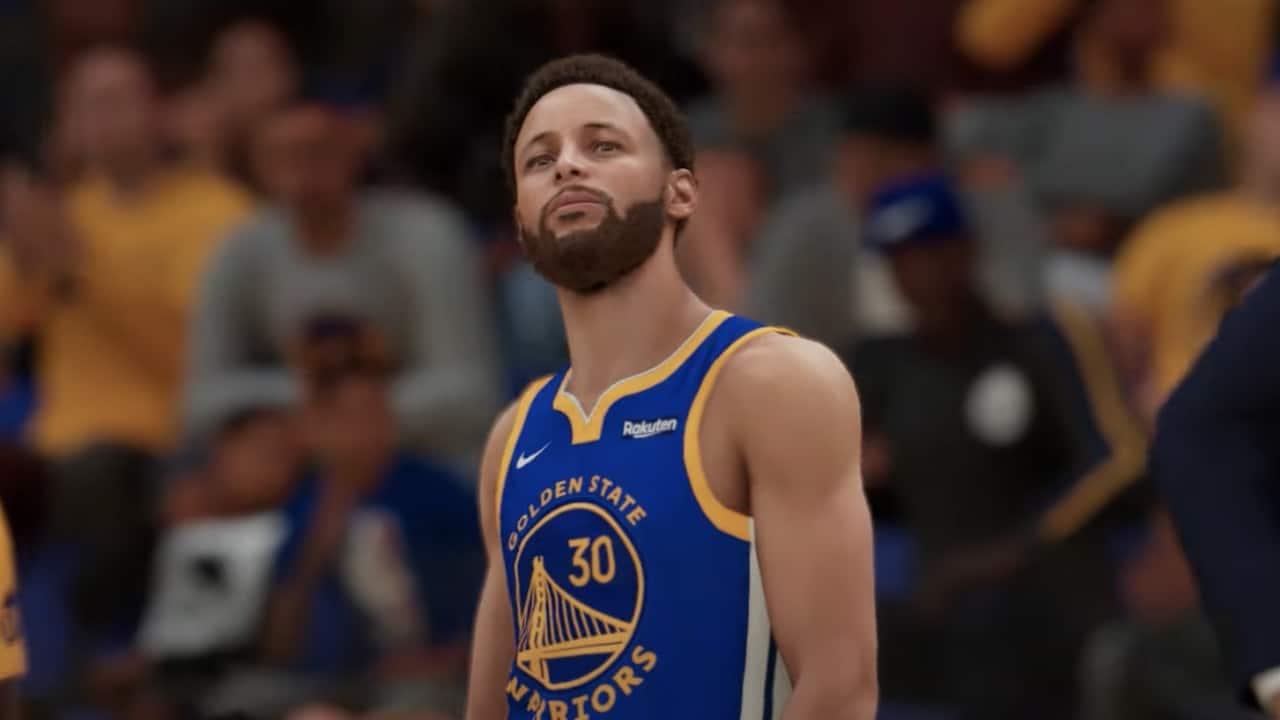 NBA 2K22 Update 1.004