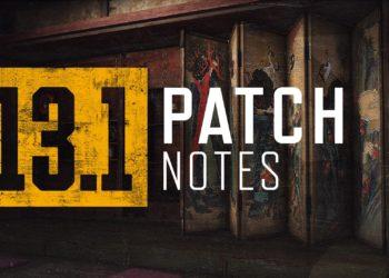 PUBG Update 1.74