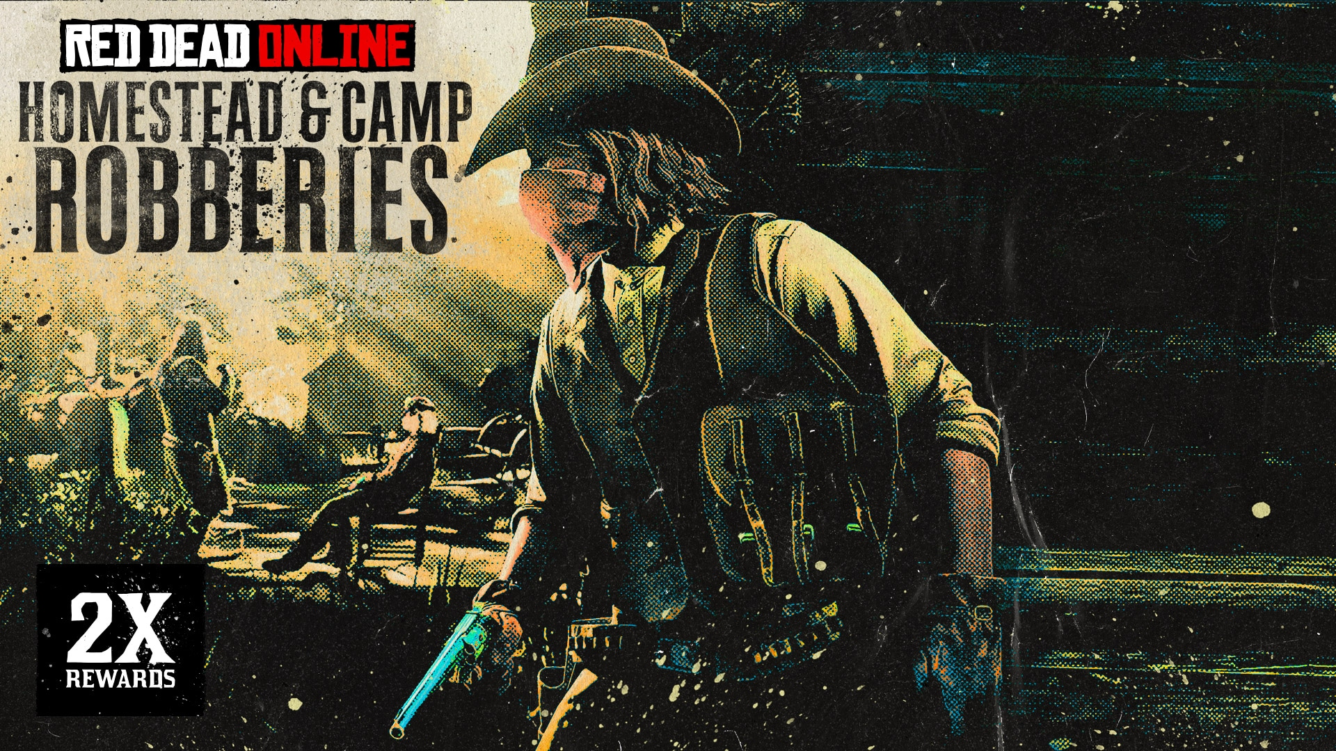Red Dead Online Weekly Update August 17 Reset