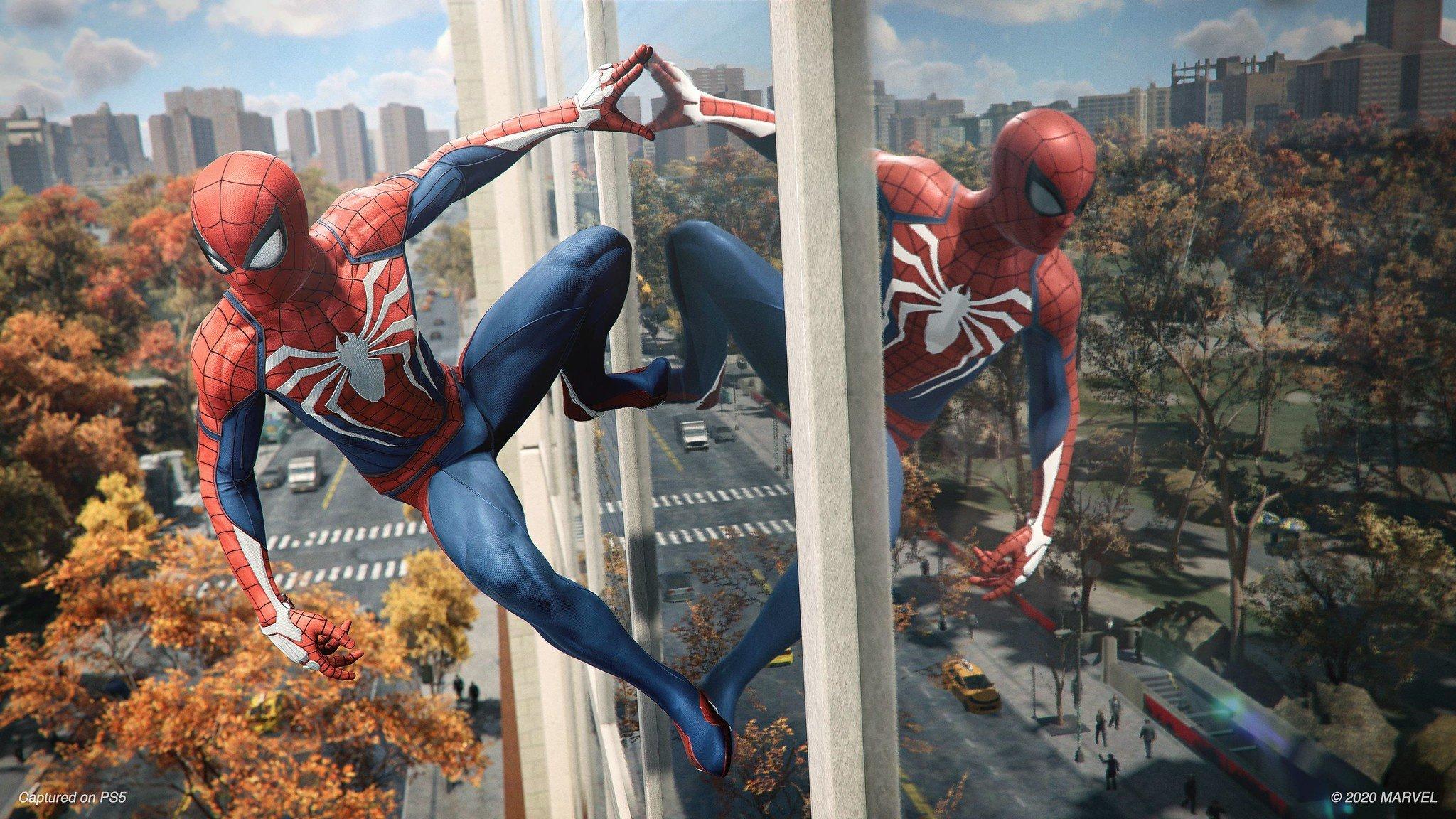 Marvel's Spider-Man Remastered Update 1.005
