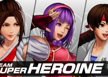 King of Fighters 15
