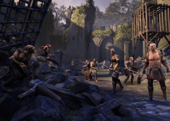 The Elder Scrolls Online Next-Gen Improvements