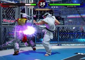 Virtua Fighter 5 Ultimate Showdown Update 1.10