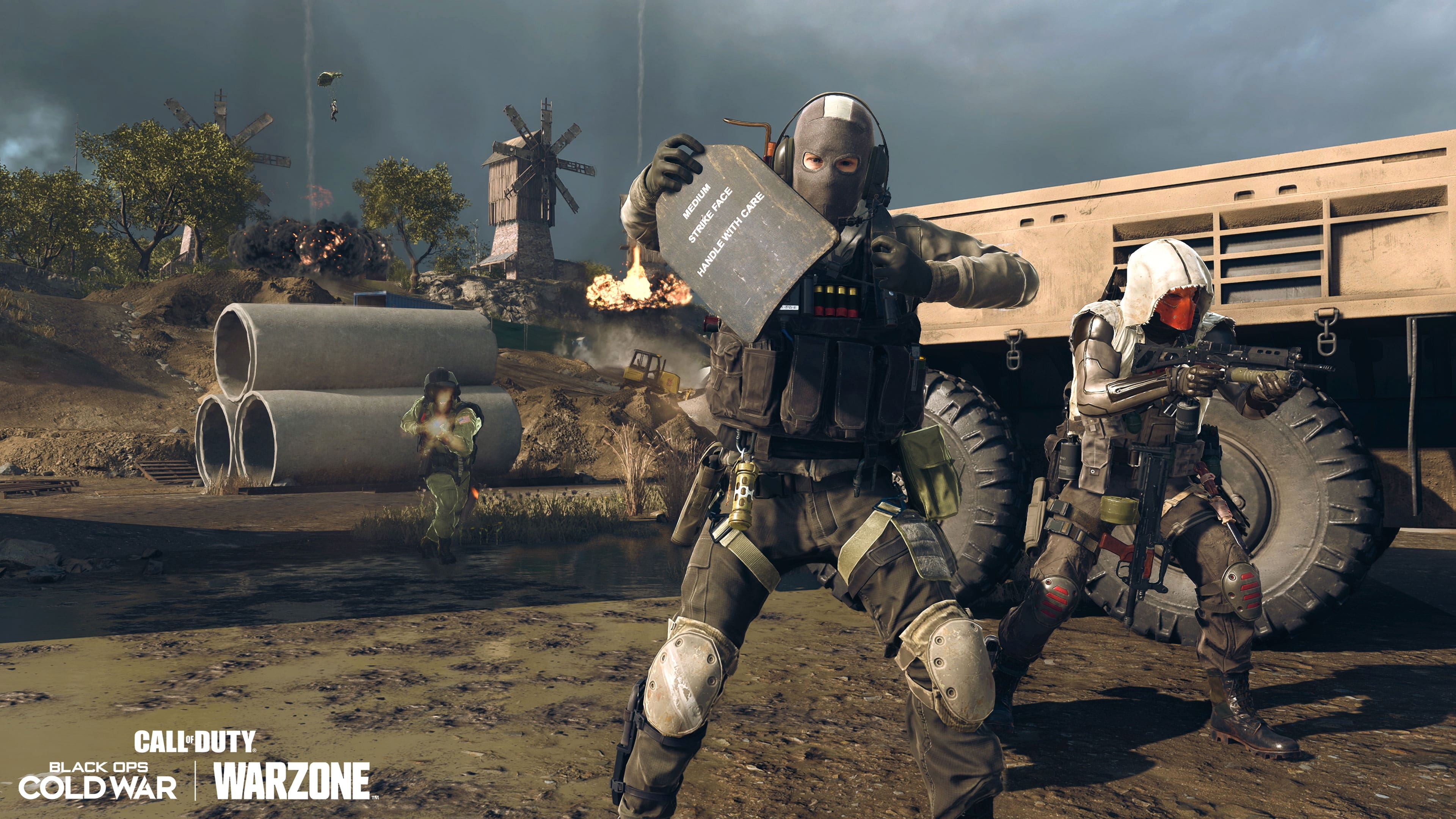 COD Warzone Playlist Update for August 25