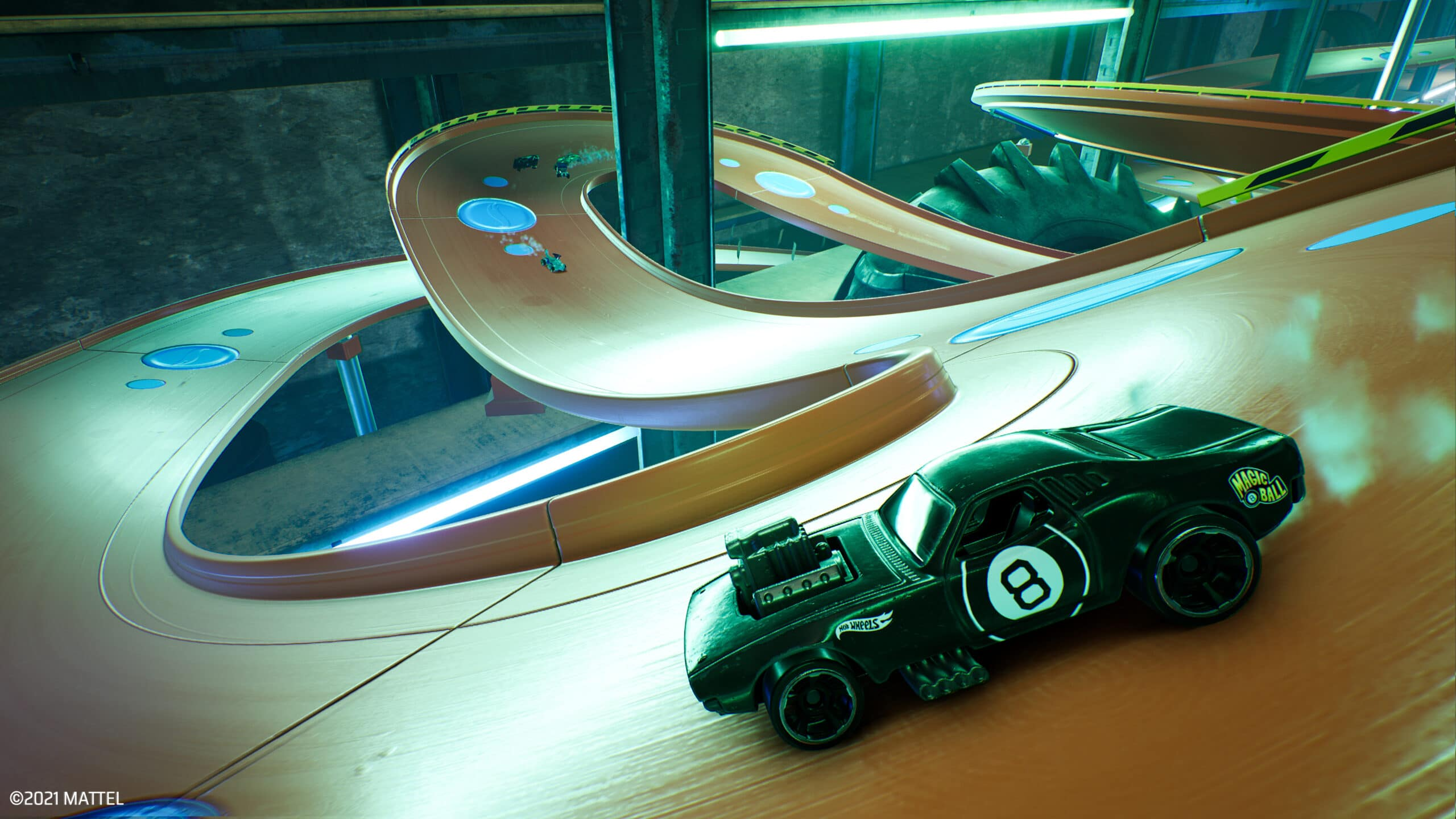 New Hot Wheels Unleashed Update 1.03