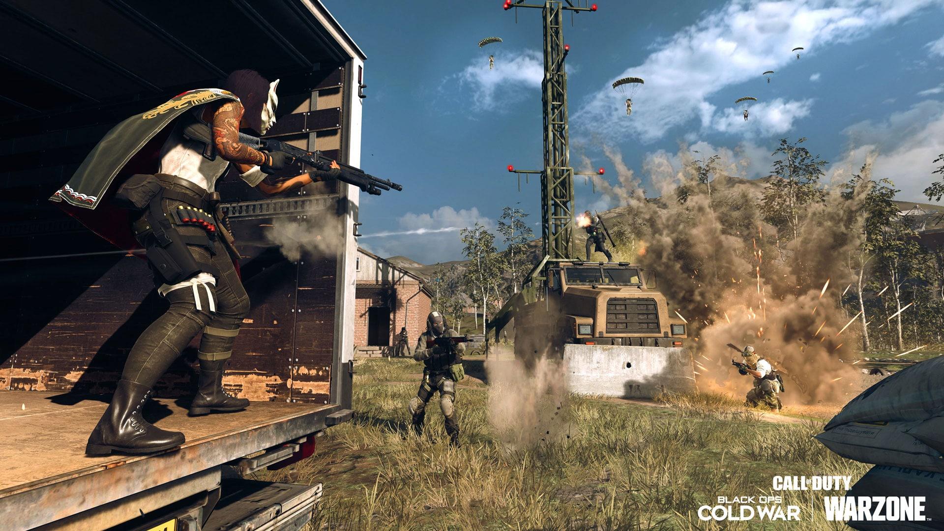 Modern Warfare & Warzone Update 1.44