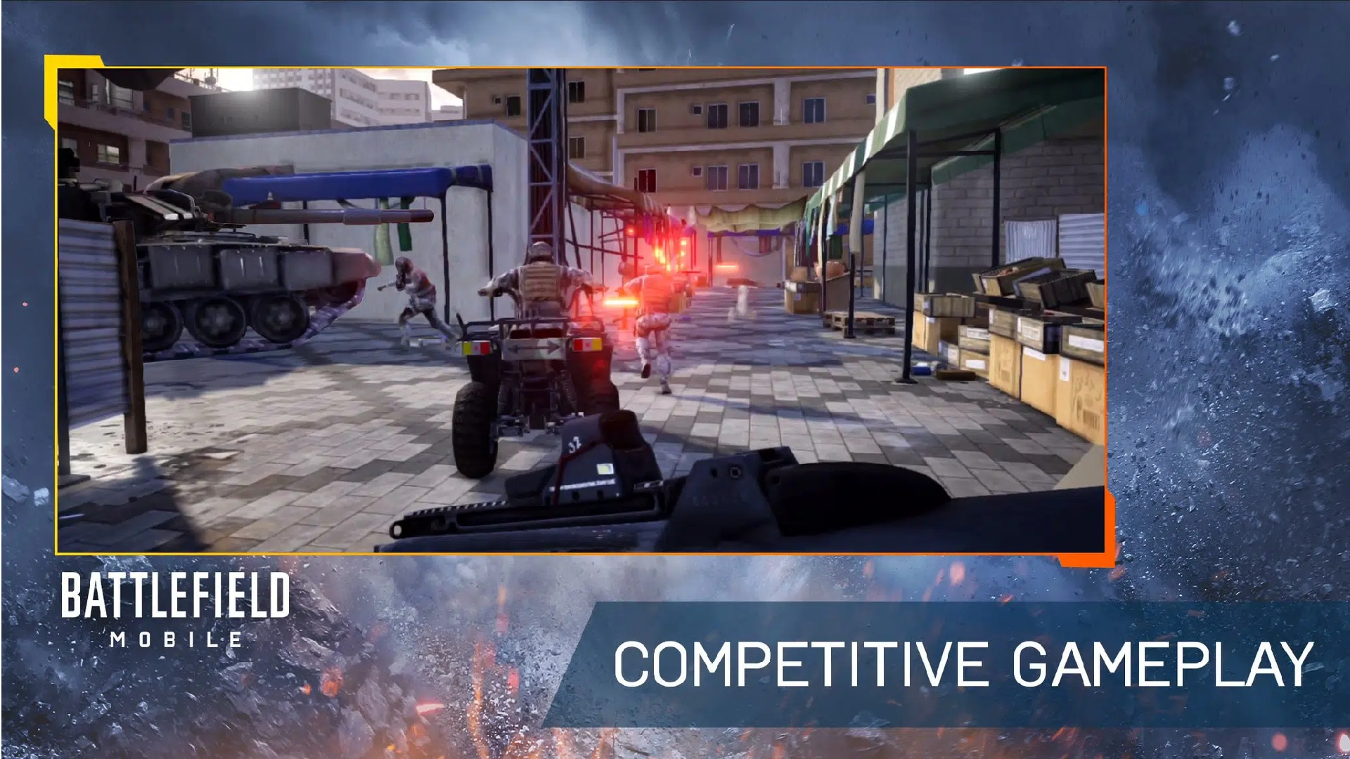 Battlefield Mobile Gameplay