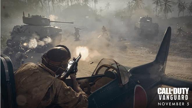 Call of Duty Vanguard Multiplayer Gameplay Trailer